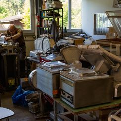 Atelier - JP DUBOUX Balances - Machines - Gland